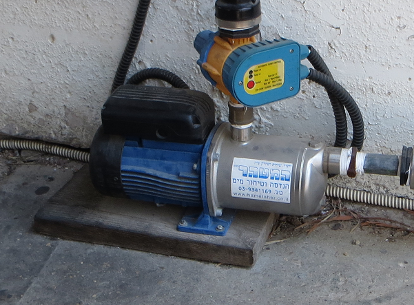 Water Booster Pump System MZS 909 By Hametaher